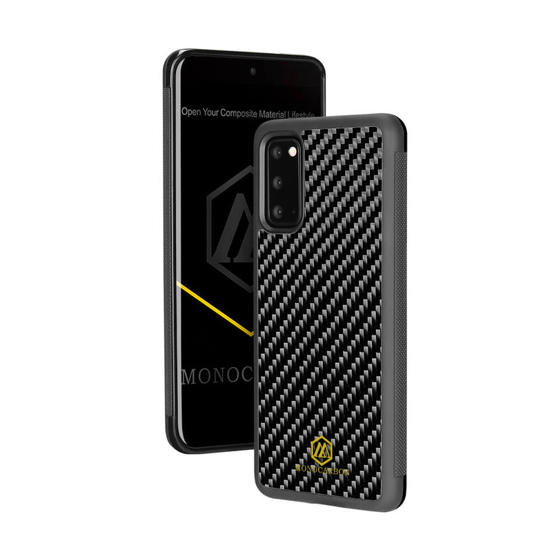 Non Slip | Carbon Fiber Case for Samsung Galaxy S20/S20 Plus/S20 Ultra
