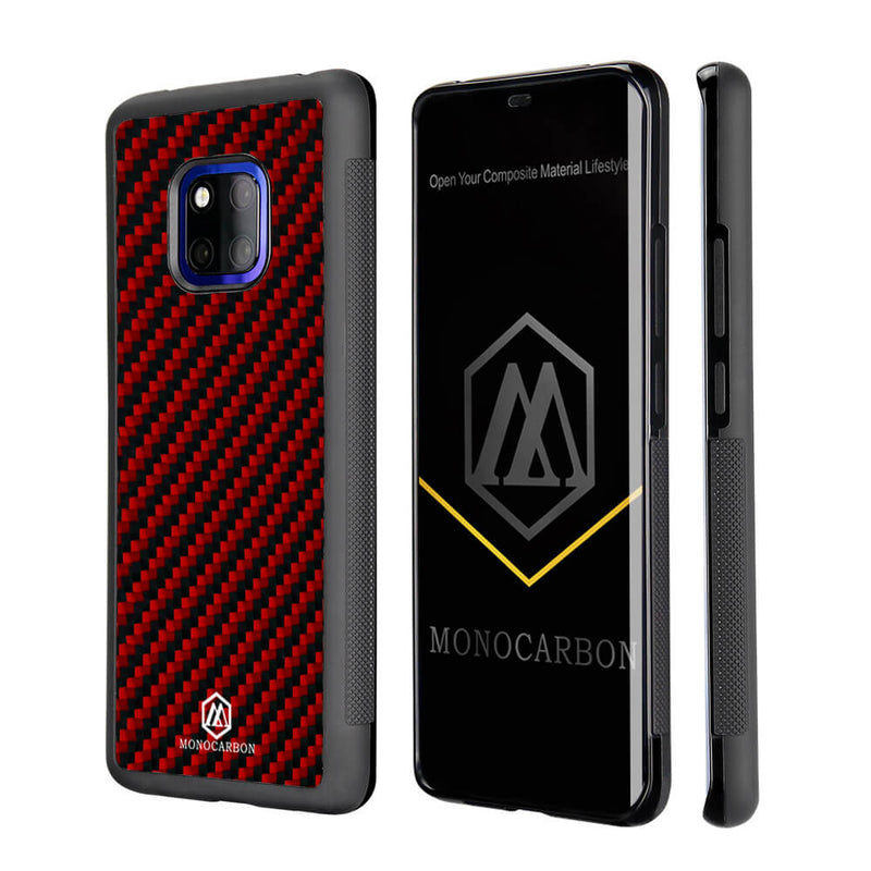 monocarbon-non-slip-red-carbon-fiber-case-for-huawei-mate-20-pro-1