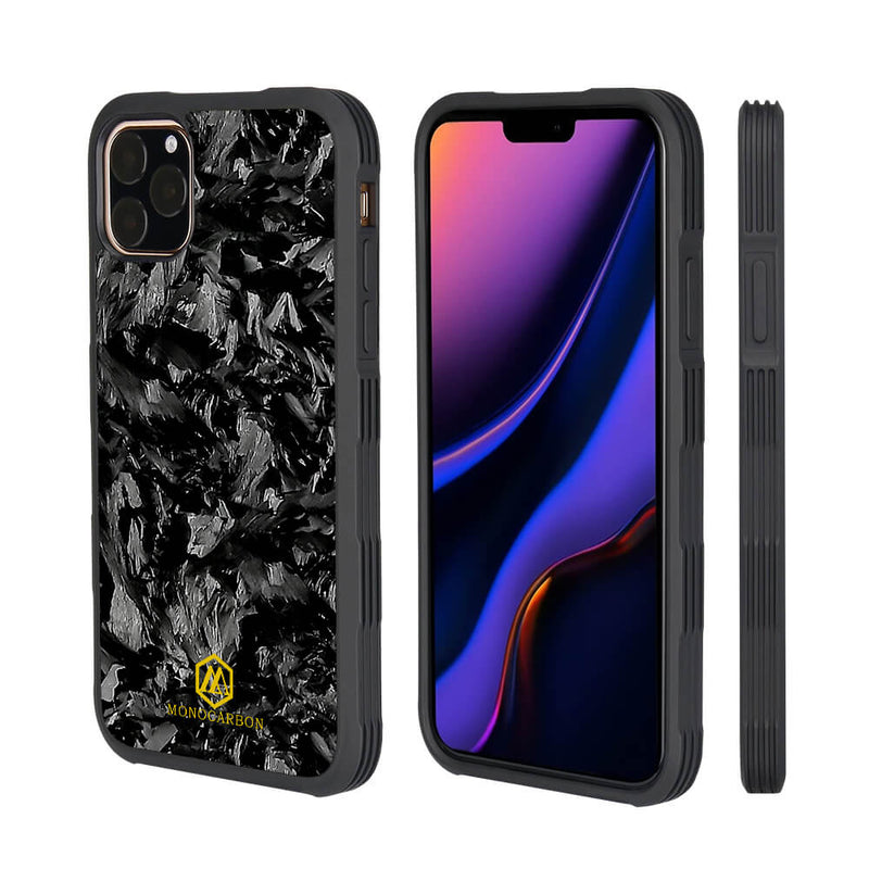 Shockproof | Forged Carbon Fiber Case for iPhone 11 Pro/11/11 Pro Max