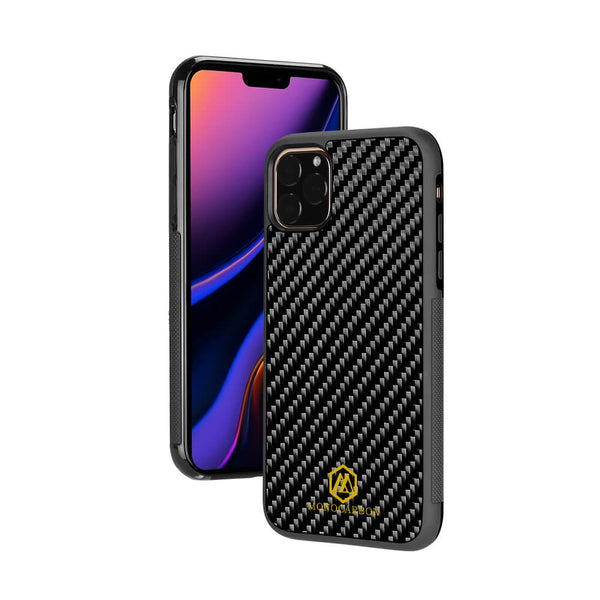Non Slip | Carbon Fiber Case for iPhone 11 Pro/11/11 Pro Max