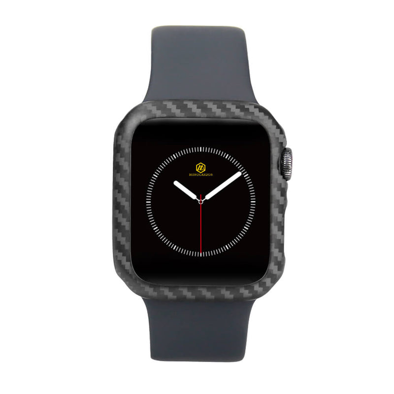 Carbon Fiber Case for Apple Watch 38mm Series 2 | Glossy/Matte Finish