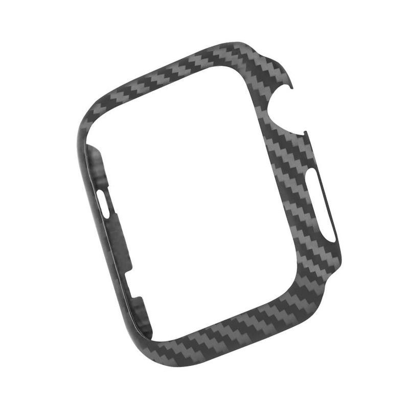 Carbon Fiber Case for Apple Watch 42mm Series 1 | Glossy/Matte Finish