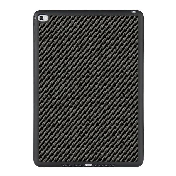 Non Slip | Carbon Fiber Case for iPad 6 /iPad Air 2 - 2014 Version