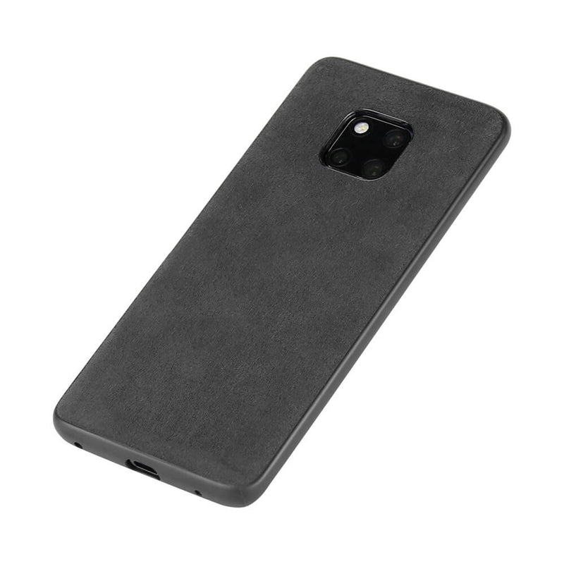 Slim Alcantara Case for Huawei Mate 20 Pro