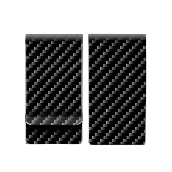 MONOCARBON | Classic Carbon Fiber Money Clips | Normal