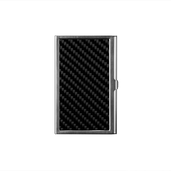 Carbon Fiber Name Cardcases