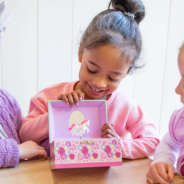 Jewellery Box Unicorns - Tiger Tribe gifts for children