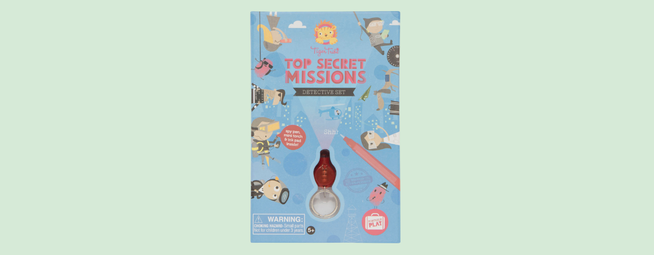 Top Secret Missions