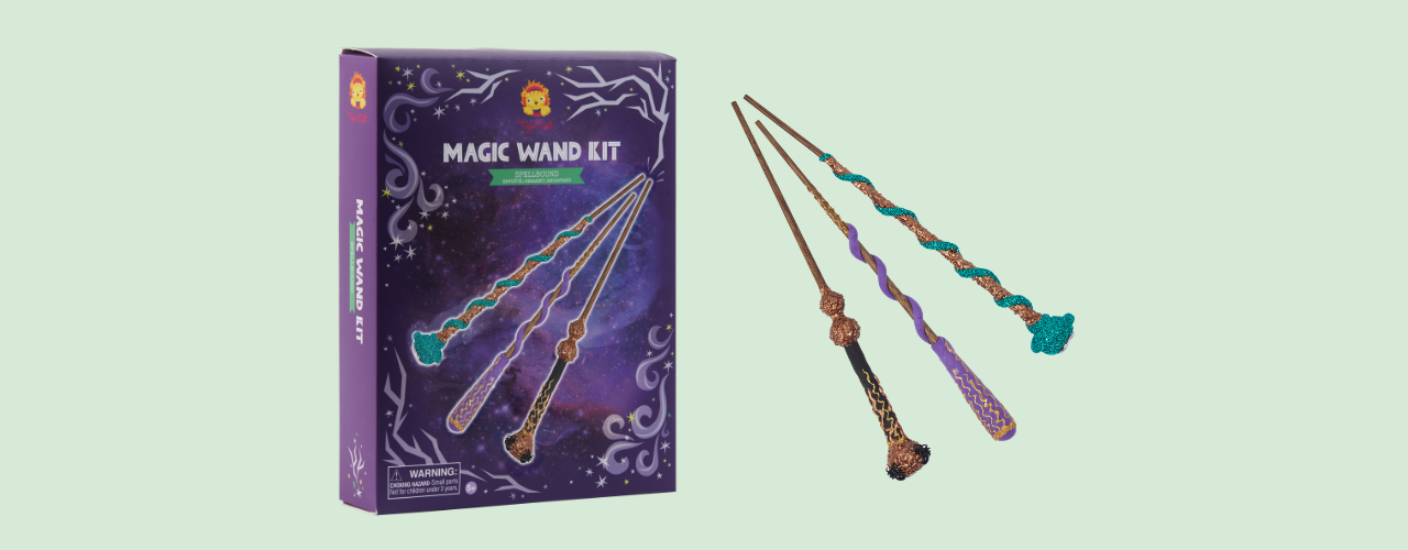 Magic Wand Kit - Spellbound