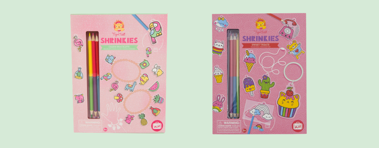 Shrinkies - Bracelets & Sweet Treats