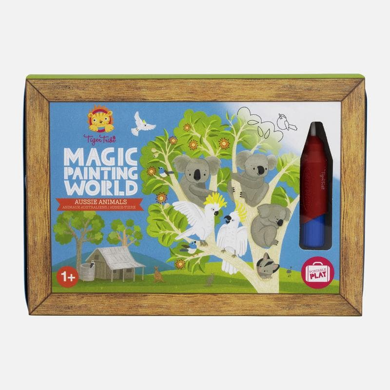 Magic Painting World - Aussie Animals