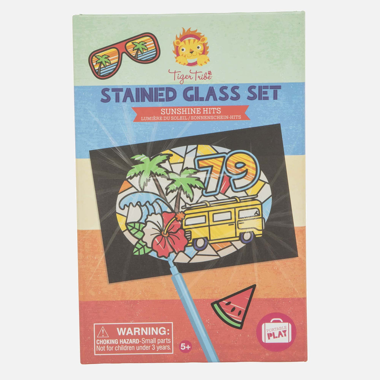 Stained Glass Set - Sunshine Hits