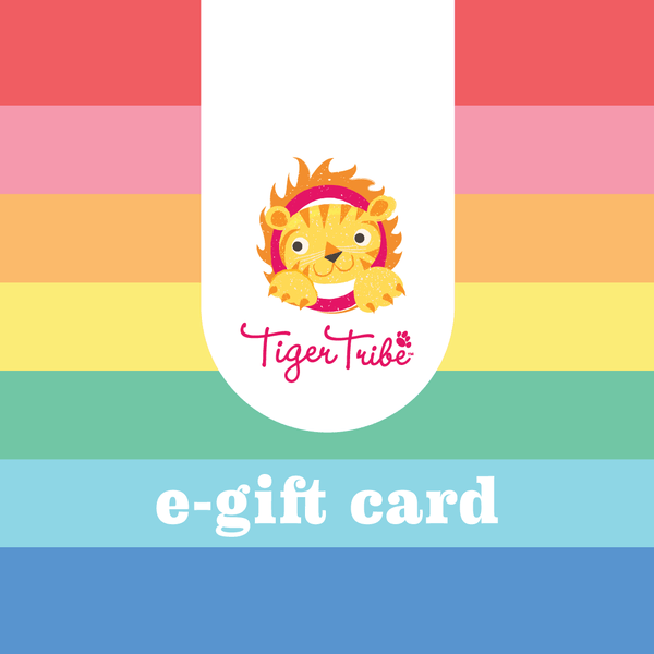 Tiger Tribe Digital Gift Card