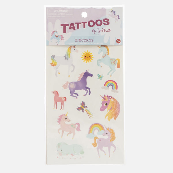 Tattoos - Unicorns