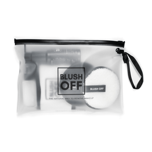 The Travel Kit by Blush Off - Blush Off - Eco Friendly Makeup Remover - FREE EXPRESS SHIPPING