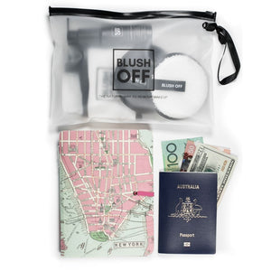 The Travel Kit by Blush Off - Blush Off - Eco Friendly Makeup Remover - FREE SHIPPING