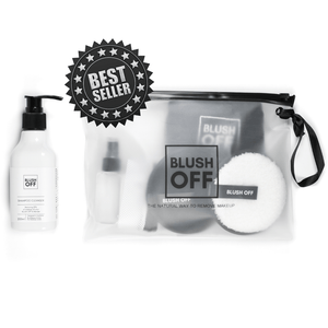 The Starter Kit by Blush Off - Blush Off - Eco Friendly Makeup Remover - FREE SHIPPING