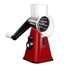 Load image into Gallery viewer, Cookerry CutRound Manual Round Mandoline Slicer & Grinder