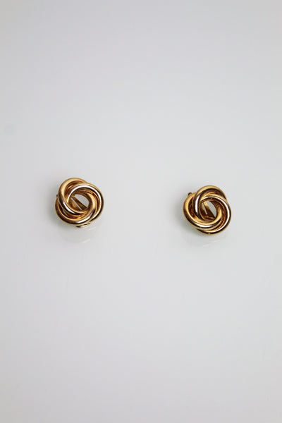 1950s Twist Earrings