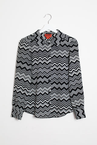 Missoni for Target Blouse