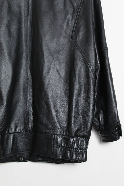 Black Sheep Nappa Leather Jacket