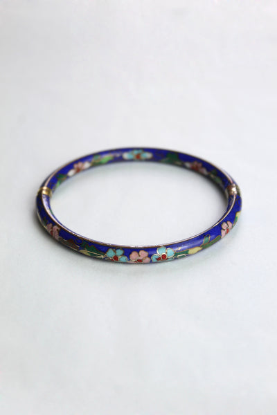 Cloisonné Enamel Bangle