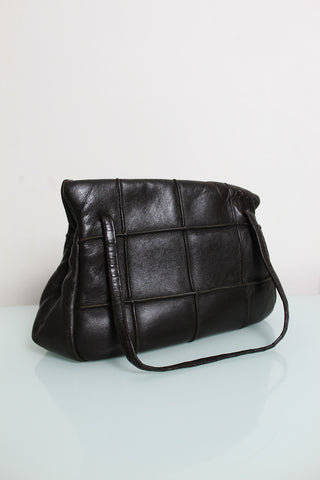 Jane Shilton Quilted Leather Handbag