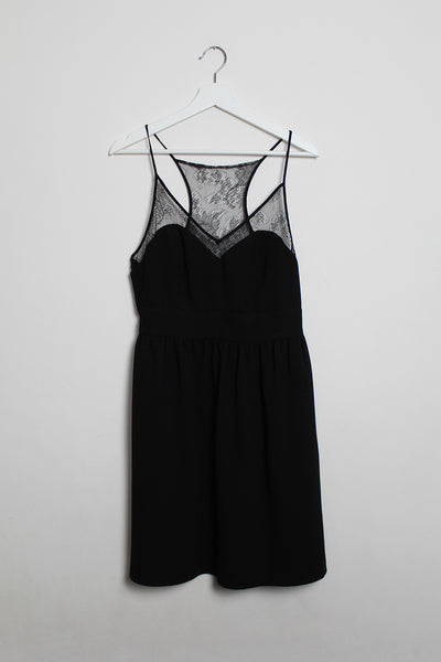 Love Moschino Black Lace Dress