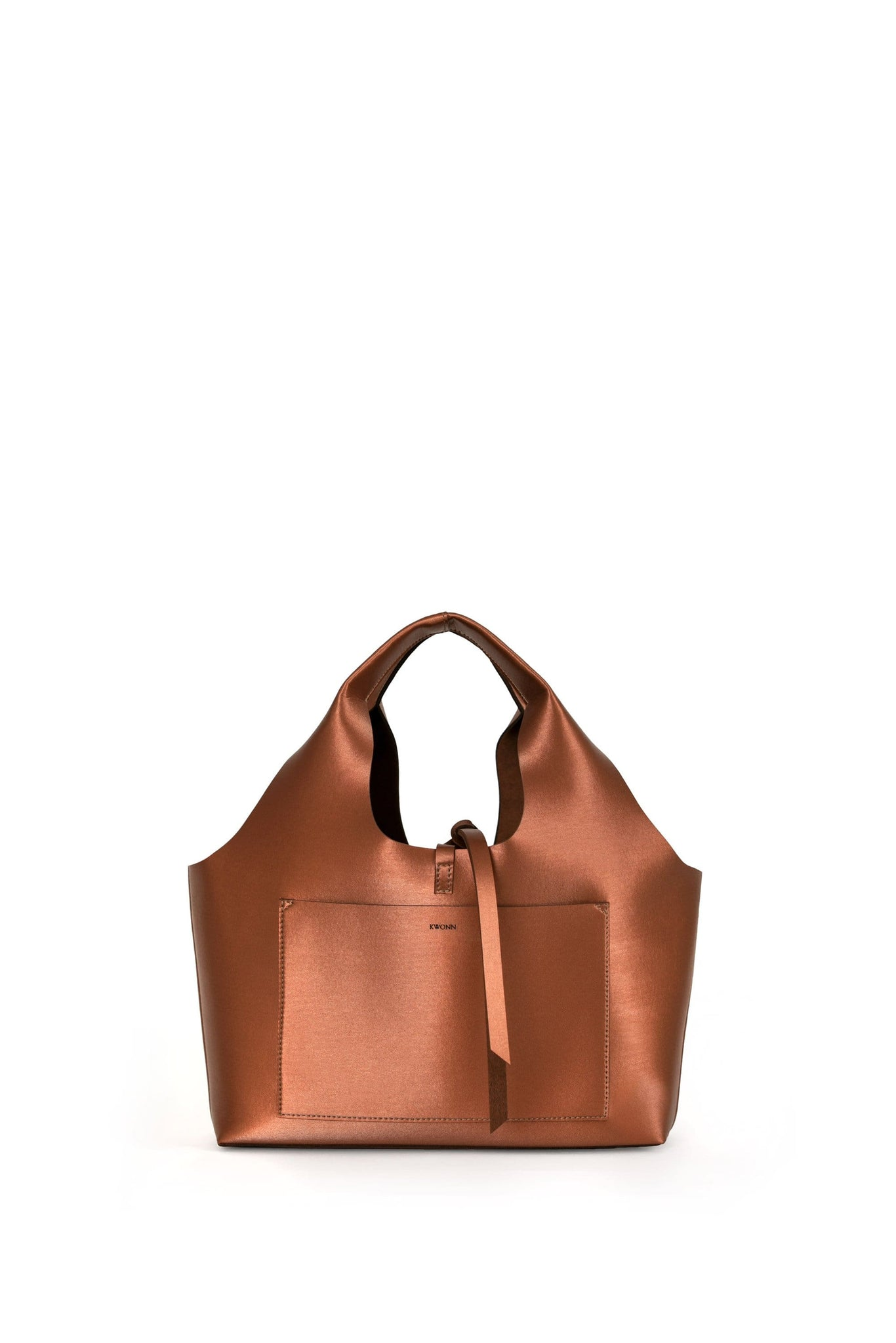 KWONN BAG Copper Tote vegan bags luxury bags handbags