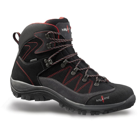 Kayland Ascent GTX Boots - Black/Red
