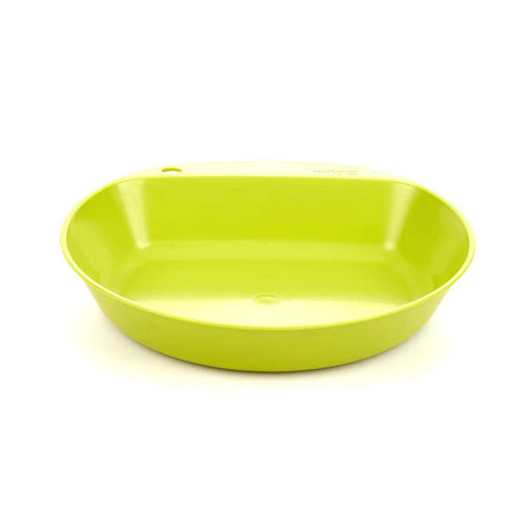 Wildo Camper Plate Deep - Lime