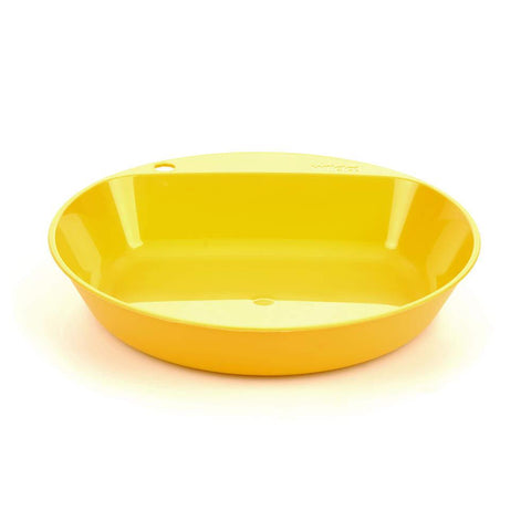 Wildo Camper Plate Deep - Lemon