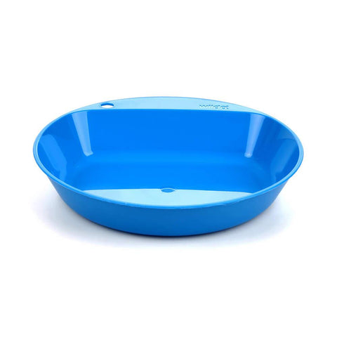 Wildo Camper Plate Deep - Light Blue