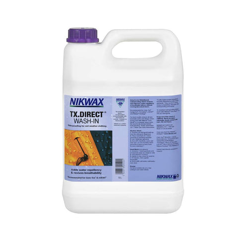 Nikwax TX Direct Wash-In 5L
