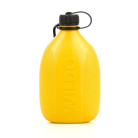 Wildo Hiker Bottle - Lemon
