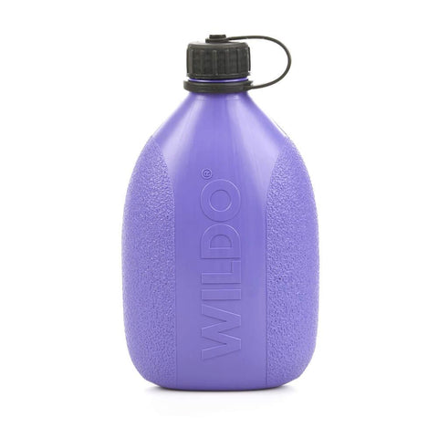Wildo Hiker Bottle - Blueberry