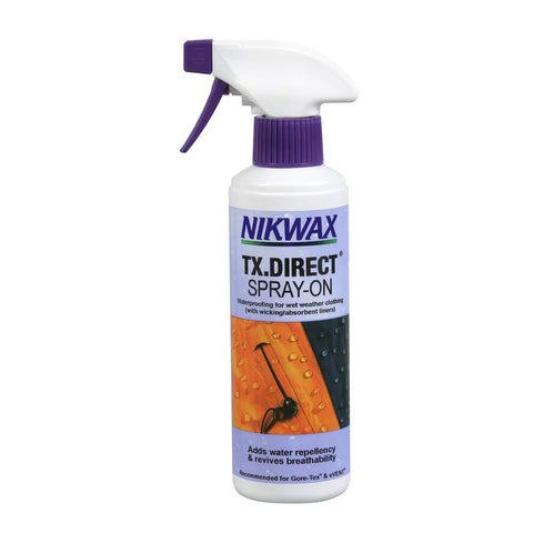 Nikwax TX Direct Spray-On 300ml
