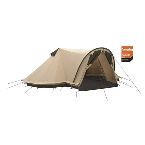 Robens Trapper Twin, 4-Person Hybrid Bell Tent