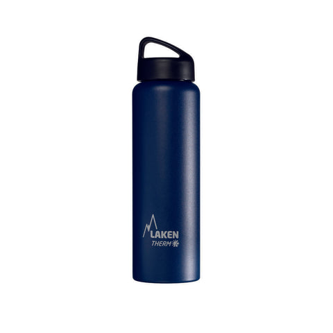 Laken Classic Thermo 1.0 Ltr Blue