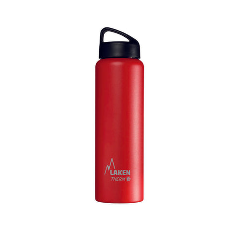 Laken Classic Thermo 1.0 Ltr Red