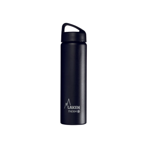 Laken Classic Thermo 0.75 Ltr Black