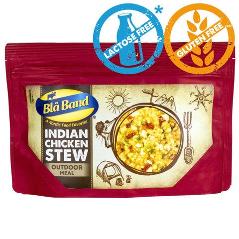 Bla Band Indian Chicken Stew Dehydrated Meal