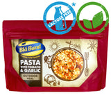 Bla Band Pasta with Tomato and Garlic Dehydrated Meal vegetarian
