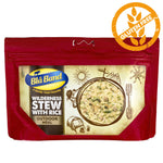 Bla Band Wilderness Stew with Rice Dehydrated Meal Gluten Free