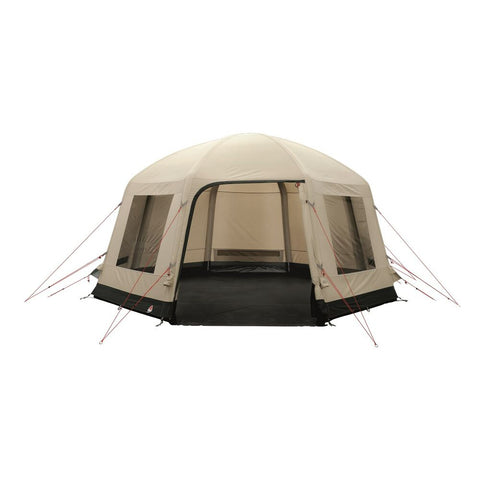 Robens Aero Yurt Inflatable 8 Person Tent perfect for family camping bushcraft or glamping