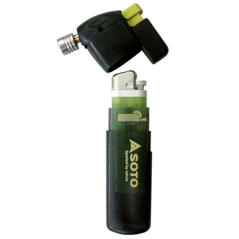 SOTO Pocket Blow Torch Refillable Lighter