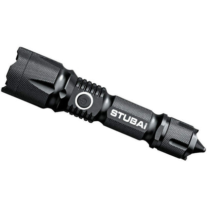 Stubai LED Torch with Power Bank