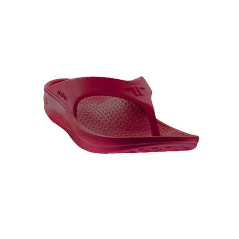 Telic Energy Flip Flop - Dark Cherry