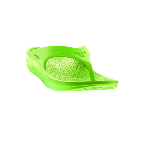 Telic Energy Flip Flop - Key Lime