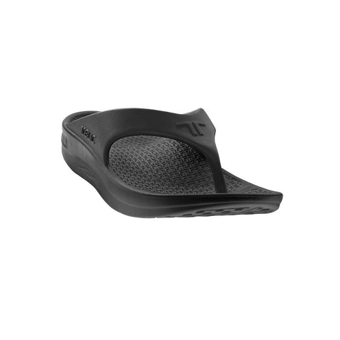 Telic Energy Flip Flop - Midnight Black